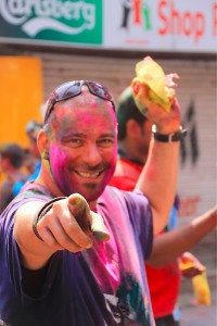 Hali festival Nepal